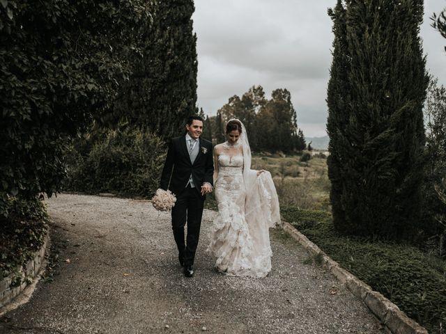 La boda de Miguel y Miriam en Estación De Cartama, Málaga 37