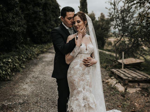 La boda de Miguel y Miriam en Estación De Cartama, Málaga 38