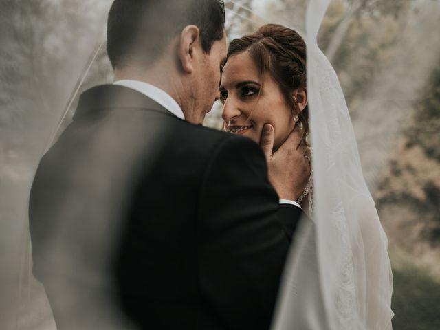 La boda de Miguel y Miriam en Estación De Cartama, Málaga 39