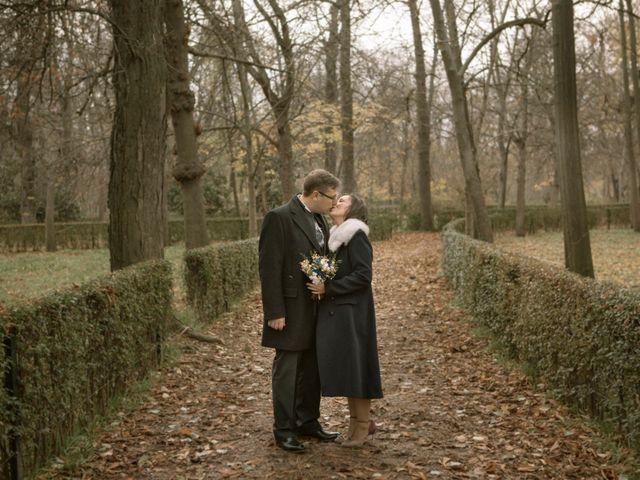 La boda de Ruben y Inma en Madrid, Madrid 9