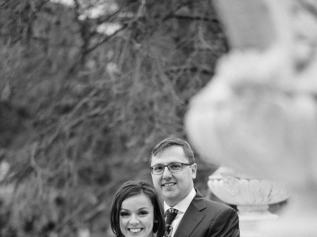 La boda de Ruben y Inma en Madrid, Madrid 19