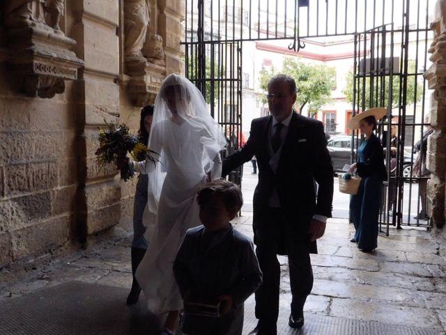 La boda de Jesús García Paz y Beatriz en Jerez De La Frontera, Cádiz 2