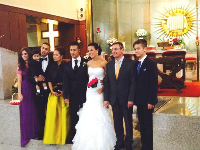 La boda de Néstor y Marta en Madrid, Madrid 8