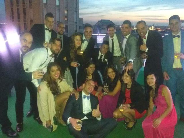 La boda de Néstor y Marta en Madrid, Madrid 14