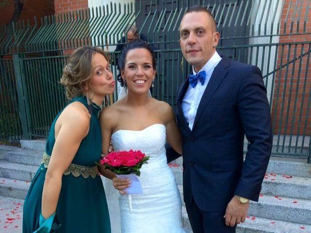 La boda de Néstor y Marta en Madrid, Madrid 2