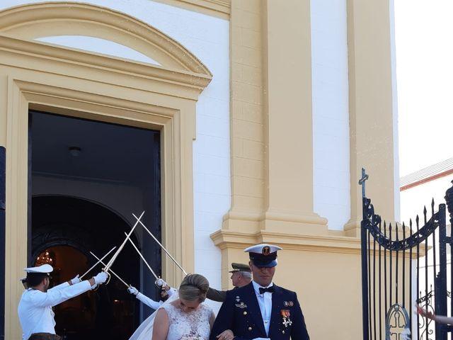 La boda de David y Eva en San Fernando, Cádiz 4