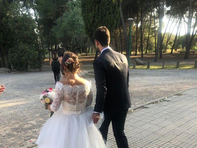 La boda de Marc y Cristina  en Sabadell, Barcelona 3