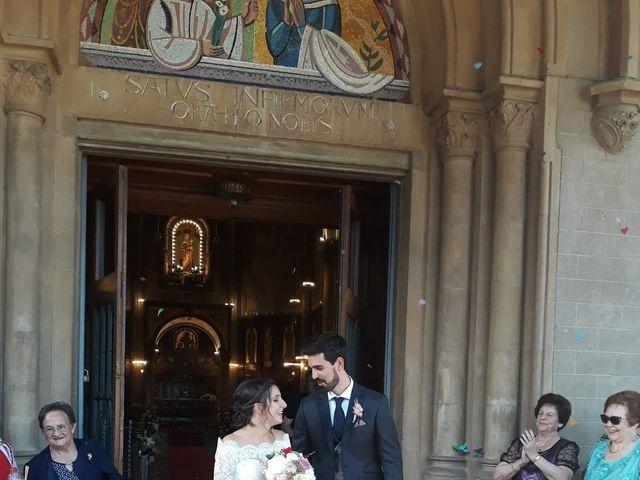 La boda de Marc y Cristina  en Sabadell, Barcelona 4