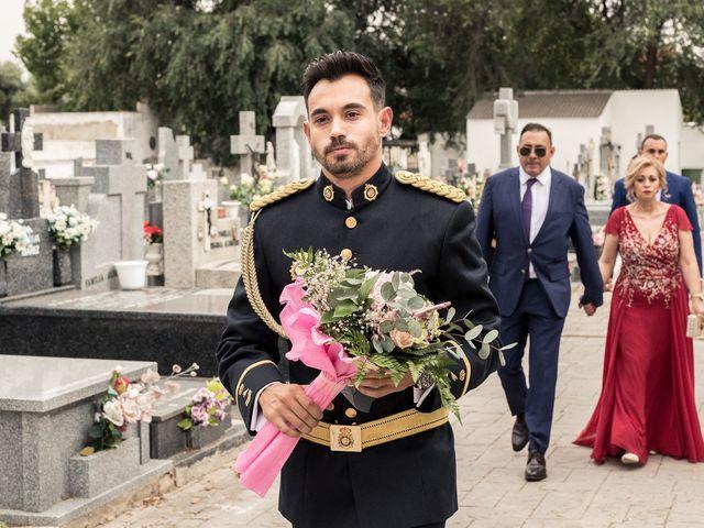 La boda de David y Lucia en Valdetorres De Jarama, Madrid 9