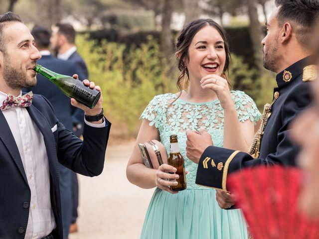 La boda de David y Lucia en Valdetorres De Jarama, Madrid 20