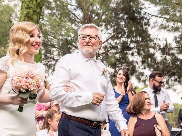 La boda de David y Lucia en Valdetorres De Jarama, Madrid 21