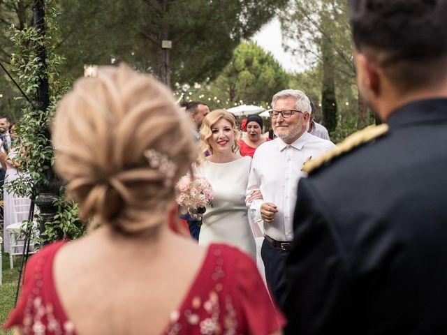 La boda de David y Lucia en Valdetorres De Jarama, Madrid 22