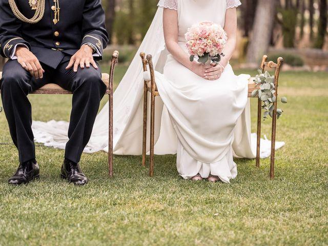 La boda de David y Lucia en Valdetorres De Jarama, Madrid 24