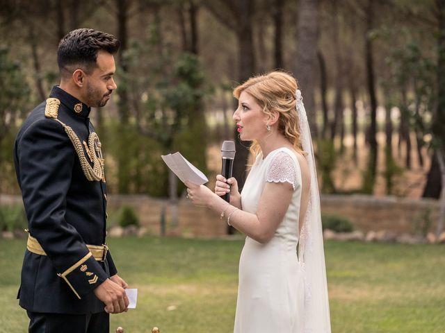 La boda de David y Lucia en Valdetorres De Jarama, Madrid 27