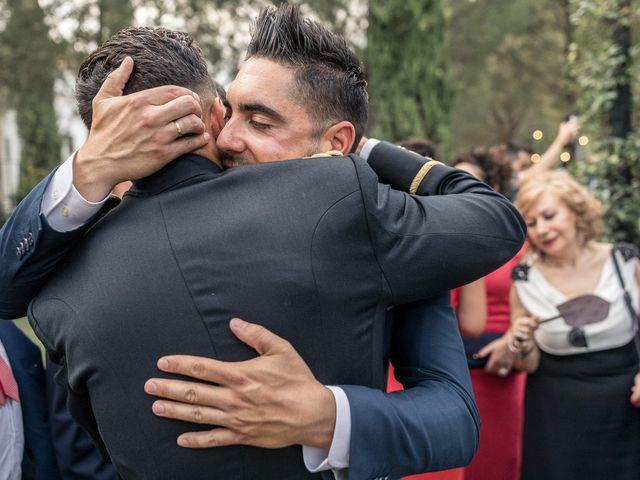 La boda de David y Lucia en Valdetorres De Jarama, Madrid 30
