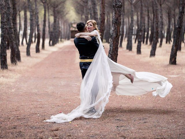 La boda de David y Lucia en Valdetorres De Jarama, Madrid 33