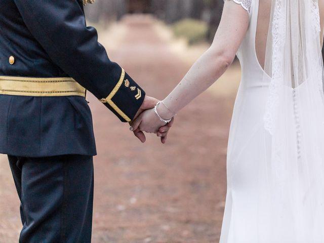 La boda de David y Lucia en Valdetorres De Jarama, Madrid 34