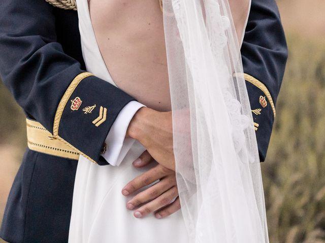 La boda de David y Lucia en Valdetorres De Jarama, Madrid 35