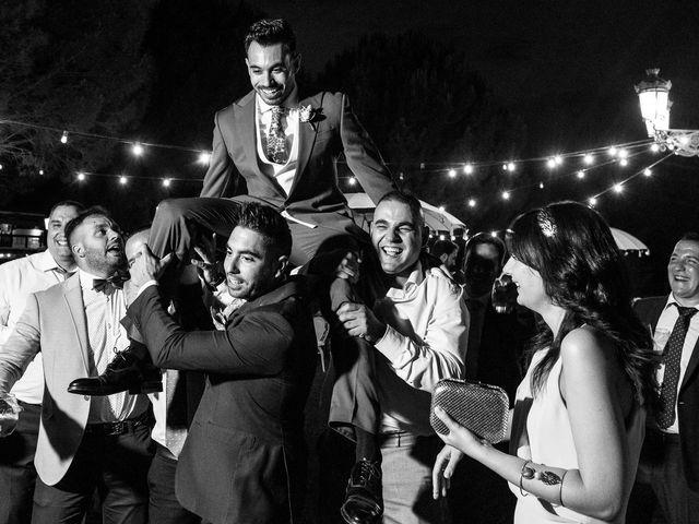 La boda de David y Lucia en Valdetorres De Jarama, Madrid 37