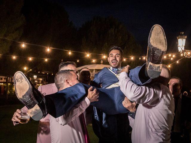 La boda de David y Lucia en Valdetorres De Jarama, Madrid 38