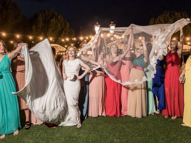 La boda de David y Lucia en Valdetorres De Jarama, Madrid 40