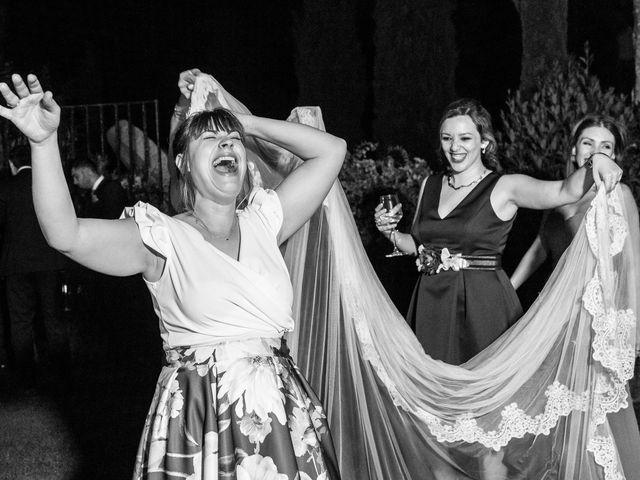 La boda de David y Lucia en Valdetorres De Jarama, Madrid 41