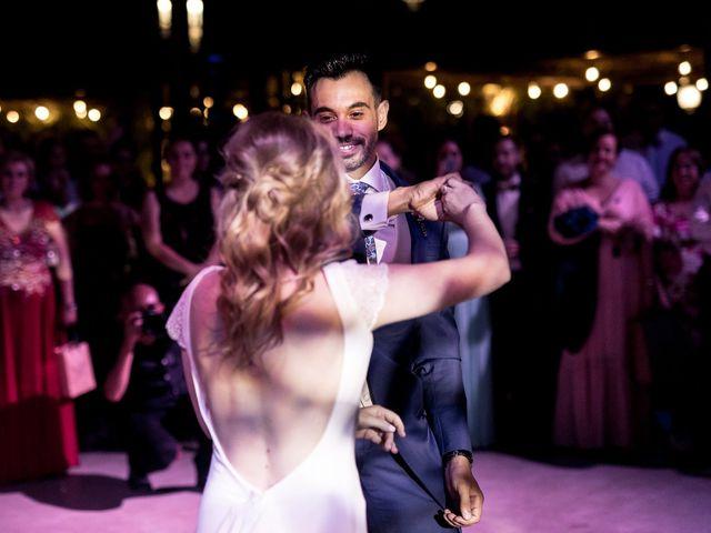 La boda de David y Lucia en Valdetorres De Jarama, Madrid 1