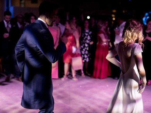 La boda de David y Lucia en Valdetorres De Jarama, Madrid 44