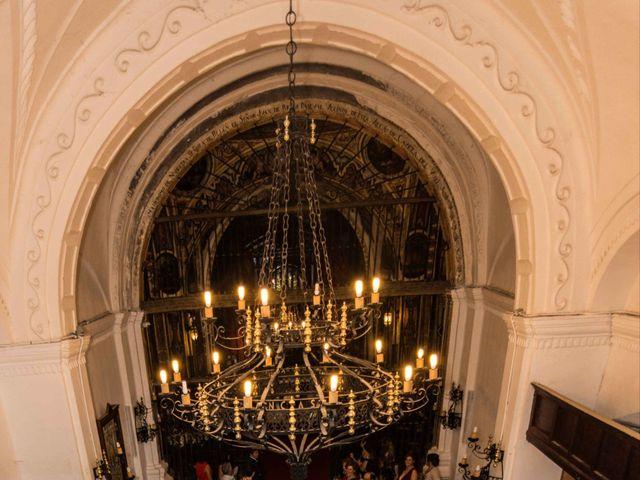 La boda de Manuel y Natalia en Cabeza Del Buey, Badajoz 1