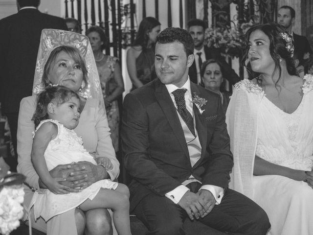La boda de Manuel y Natalia en Cabeza Del Buey, Badajoz 9