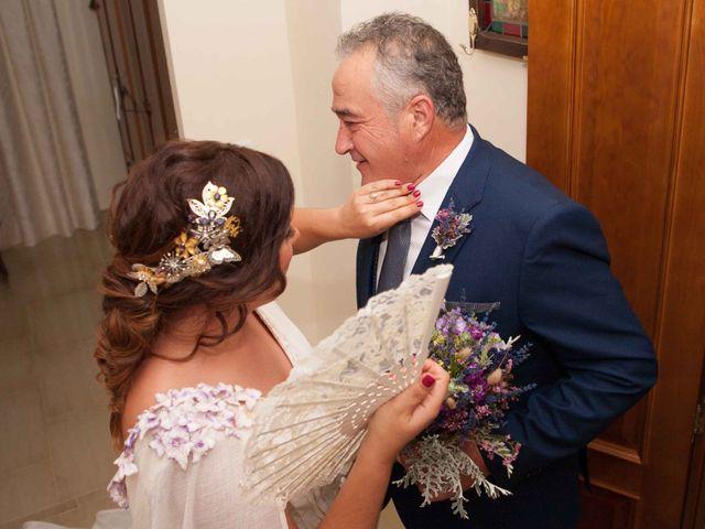 La boda de Manuel y Natalia en Cabeza Del Buey, Badajoz 10