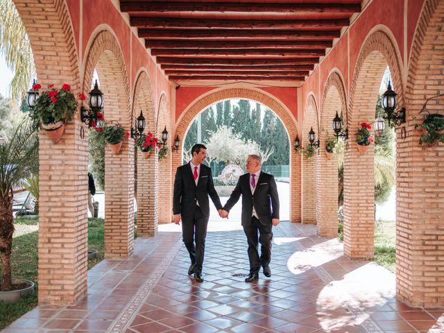 La boda de Felipe y Manolo en Murcia, Murcia 36