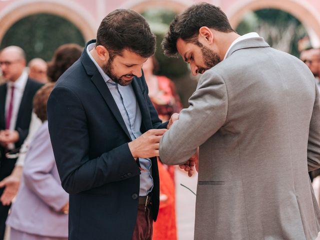 La boda de Felipe y Manolo en Murcia, Murcia 42