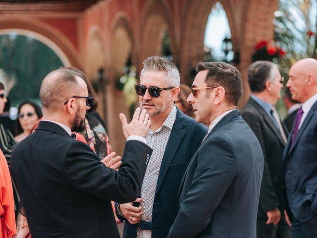 La boda de Felipe y Manolo en Murcia, Murcia 44