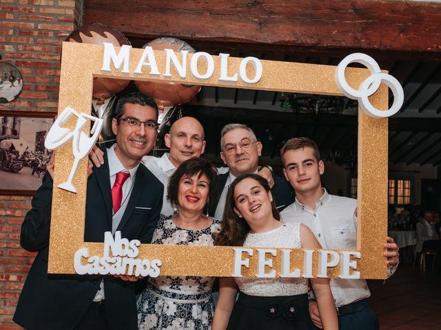 La boda de Felipe y Manolo en Murcia, Murcia 66