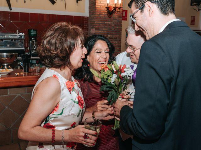 La boda de Felipe y Manolo en Murcia, Murcia 79