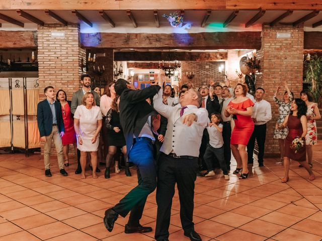 La boda de Felipe y Manolo en Murcia, Murcia 80