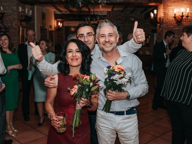 La boda de Felipe y Manolo en Murcia, Murcia 81