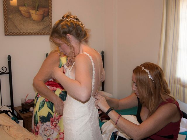 La boda de Adan y Cristina  en Casabermeja, Málaga 3