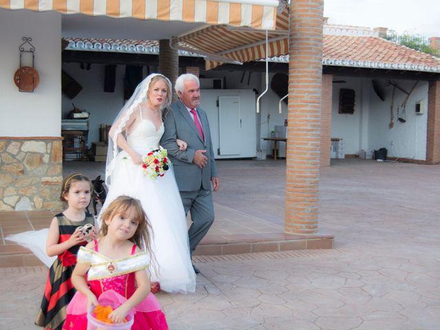 La boda de Adan y Cristina  en Casabermeja, Málaga 8