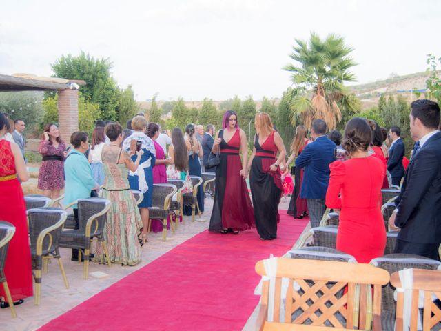 La boda de Adan y Cristina  en Casabermeja, Málaga 9