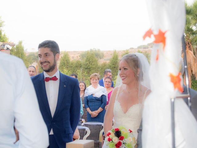 La boda de Adan y Cristina  en Casabermeja, Málaga 10