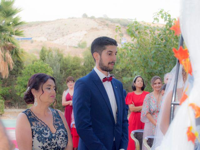 La boda de Adan y Cristina  en Casabermeja, Málaga 11