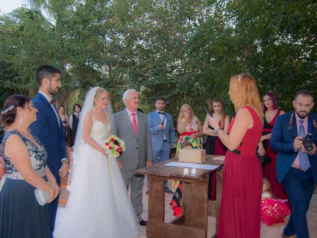 La boda de Adan y Cristina  en Casabermeja, Málaga 12