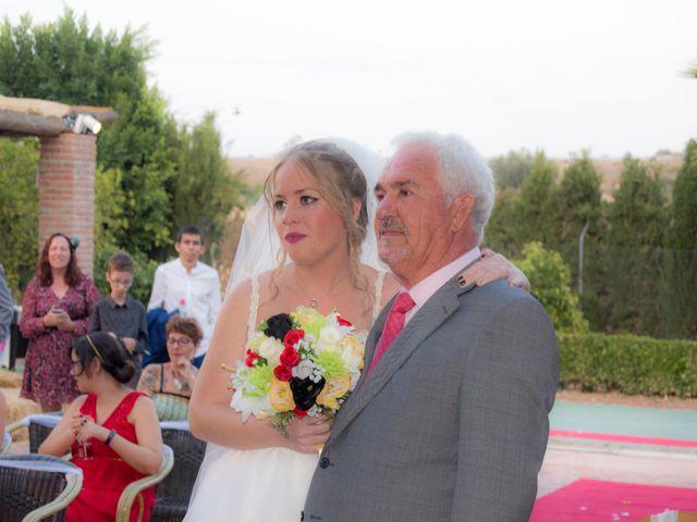 La boda de Adan y Cristina  en Casabermeja, Málaga 13