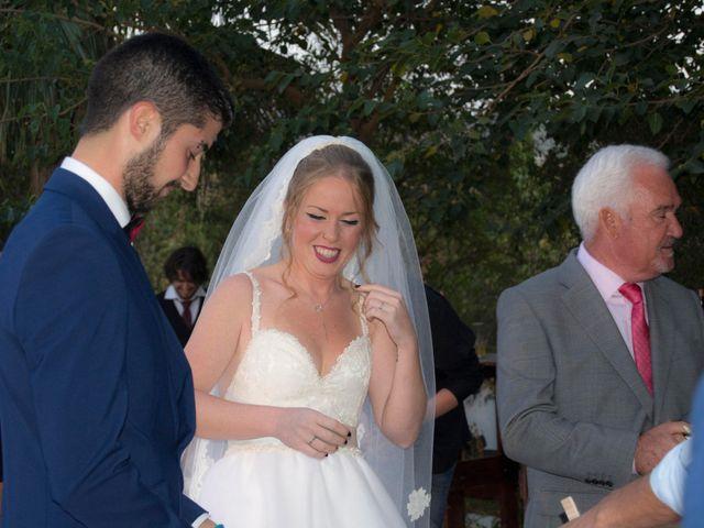 La boda de Adan y Cristina  en Casabermeja, Málaga 16