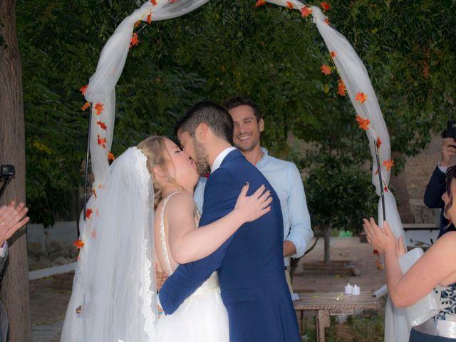La boda de Adan y Cristina  en Casabermeja, Málaga 17
