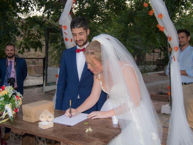 La boda de Adan y Cristina  en Casabermeja, Málaga 18