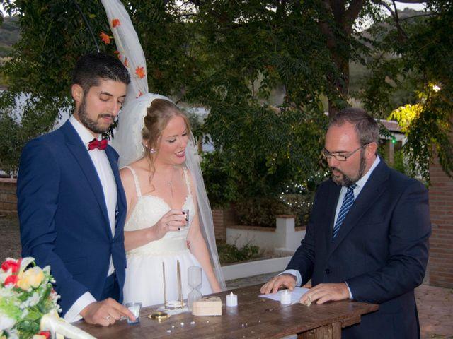 La boda de Adan y Cristina  en Casabermeja, Málaga 19