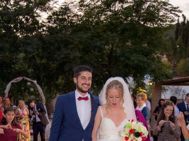 La boda de Adan y Cristina  en Casabermeja, Málaga 1